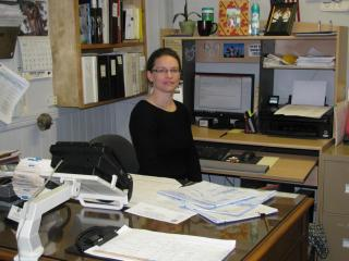 Sheryl Lombardi, Town Services Coordinator