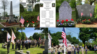 Memorial Day Ceremony pictures